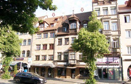 Mehrfamilienhaus Altbau Stadt