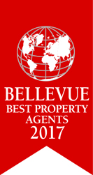 Logo Bellevue Best Property Agents 2017